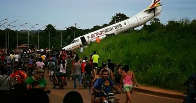 avion amazonas