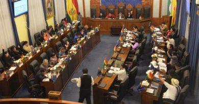 senado boliviano