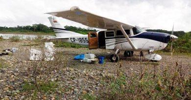 narco avioneta boliviana