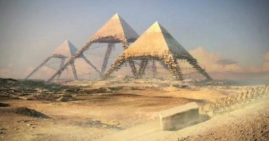 piramides piedras