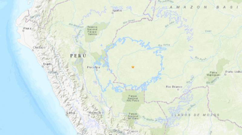 sismo brasil