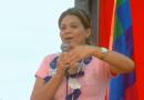 """Concejala de Cobija defiende repostulación de Evo, dice que lo """"bueno"""" tiene que quedarse"""
