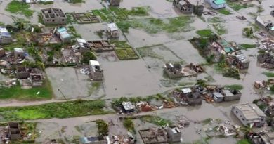 ciclon africa devastador