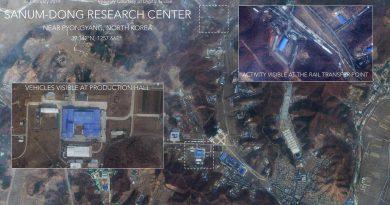 indicios lanzamiento corea del norte