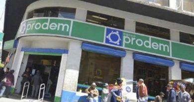 La ASFI asegura que la sanción de EEUU no afectará las operaciones de Prodem
