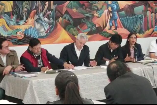 reunion alcaldes sus