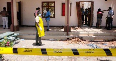 atentados sri lanka