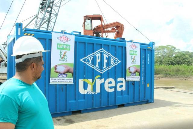 urea_bolivia a brasil