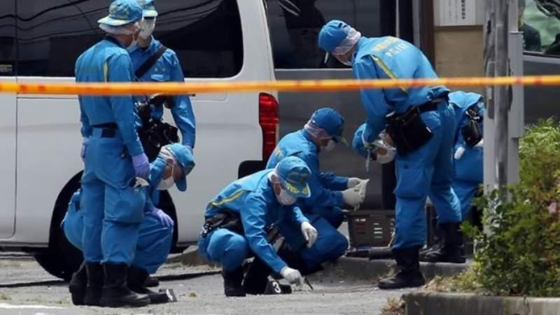 ataque cuchillo japan