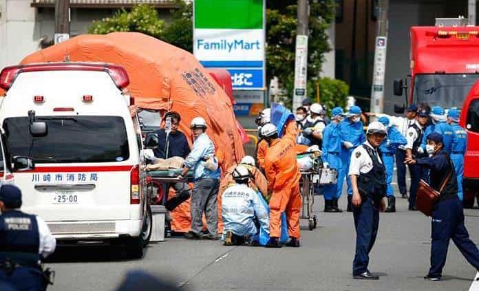 ataque cuchillo japon