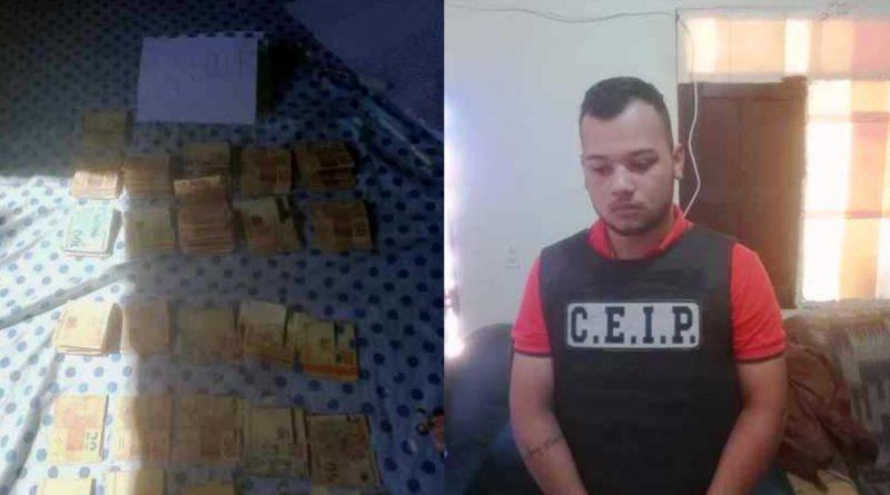 brasilero capturado