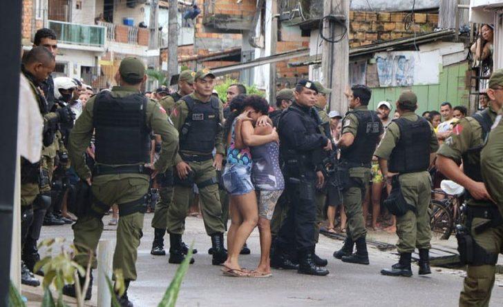 tiroteo brasil