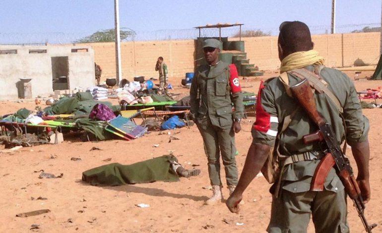 ataque aldea Mali