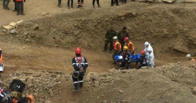 minero rescatado fallecido