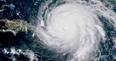 huracan amenaza a puerto rico y rd