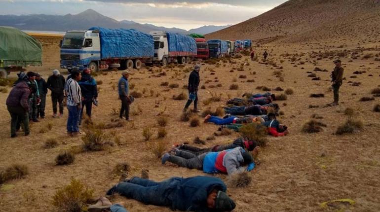 contrabandistas bolivianos caen en chile