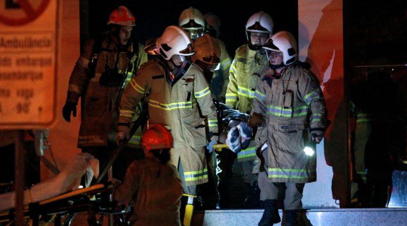 incendio hospital