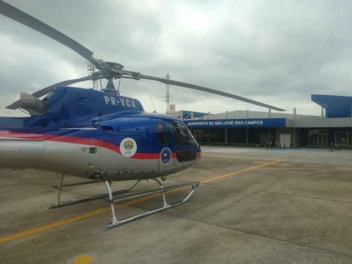 helicoptero para acre