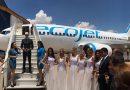 Ecojet presenta su nueva aeronave Boeing 737– 300
