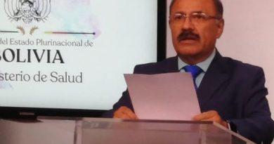 Suben a 74 los casos de Covid-19 en Bolivia tras 13 nuevos pacientes