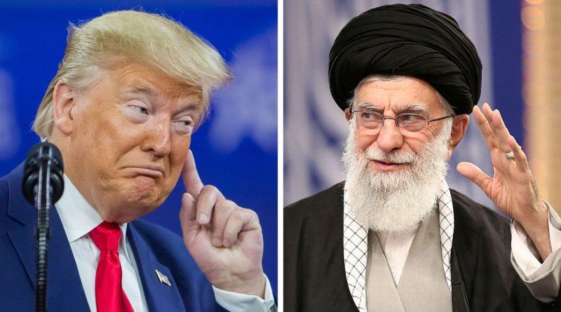 trump iran ayatolah