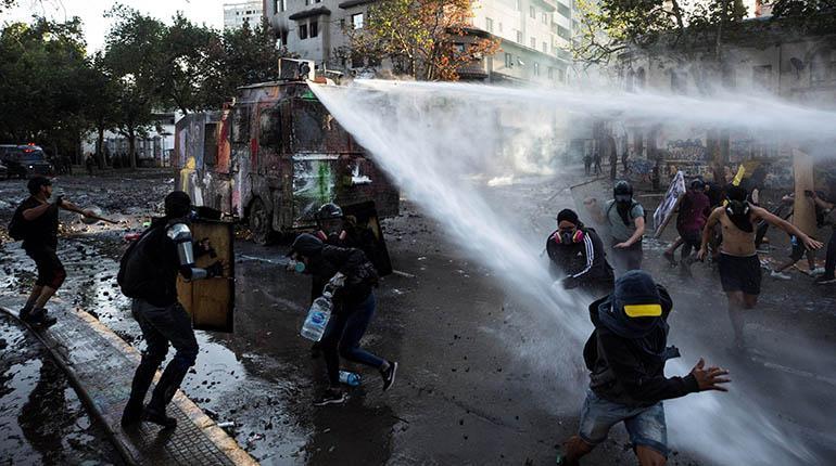 chile manifestaciones
