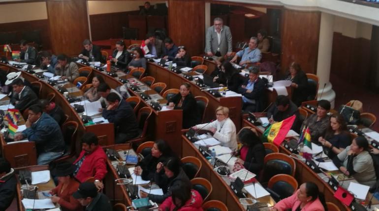 diputados aprueba ley elecciones