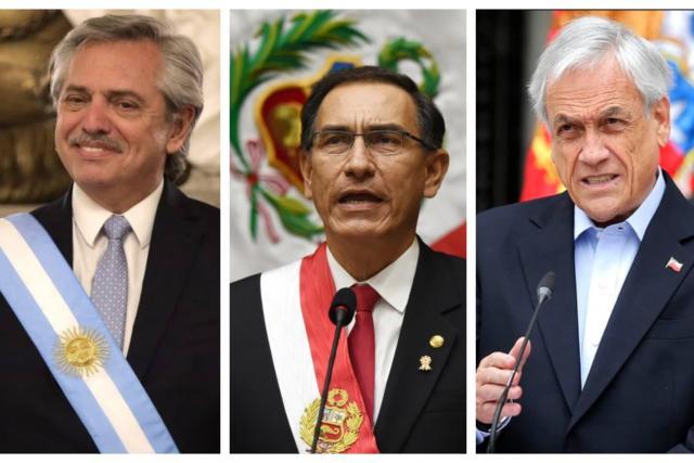 fernandez_vizcarra_piñera