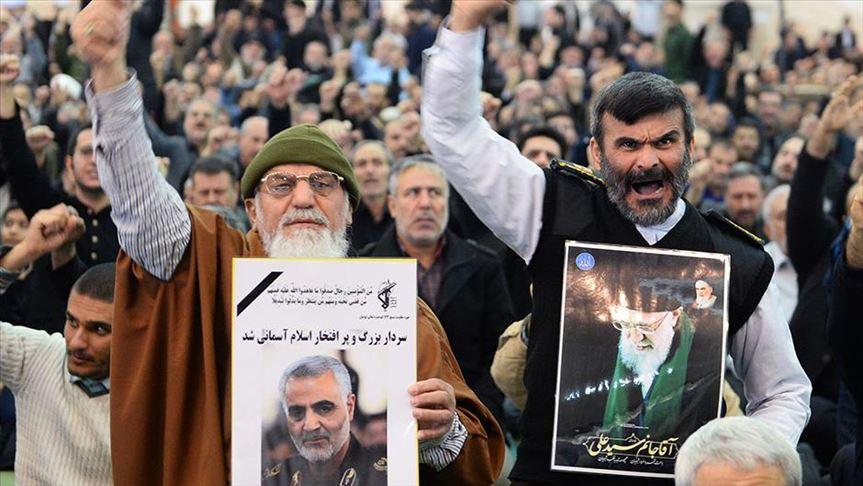 iran pide arresto de trump