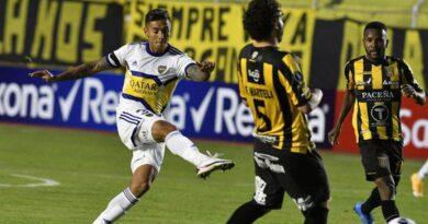 Boca Juniors se impone a un Tigre manso en el Siles