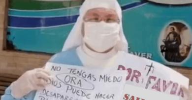 """Religiosa clama ayuda ante colapso de hospital por Covid-19: """"El pueblo de Guayaramerín se muere"""""""